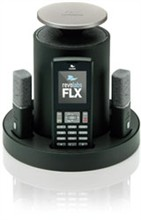 Revolabs FLX Wireless Conference Phone System revolab 10 flx 101 voip